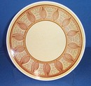 Taylor Ironstone Honey Gold dinner plate