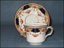 Rosina (England) 4817 cup and saucer