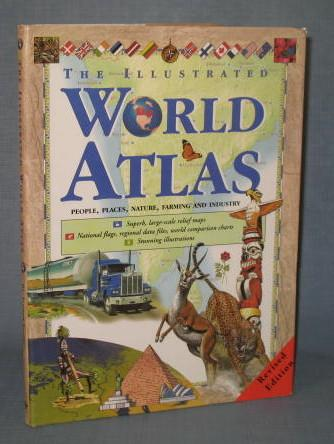 The Illustrated World Atlas by Dr. Alisdair Rogers