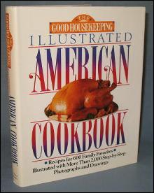 The Good Housekeeping Illustrated American Cookbook