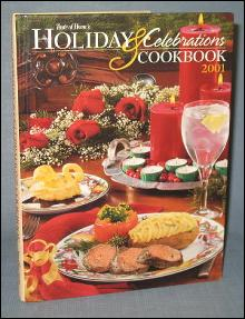Taste of Home's Holiday and Celebrations Cookbook 2001