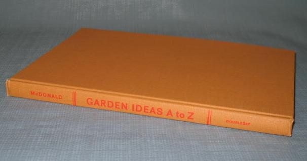 Garden ideas A to Z by Elvin McDonald