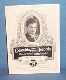 Columbia New Process Records catalogue, September, 1926