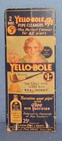 Yello-Bole Pipe Cleaner Sleeve