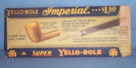 Yello-Bole Pipe Cleaner Sleeve