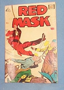 Red Mask No. 1  comic book