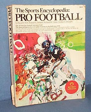 The Sports Encyclopedia: Pro Football, 1976