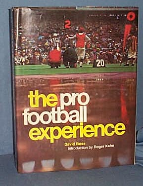 The Pro Football Experience by David Boss