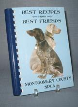 Best Recipes from Best Friends by the Montgomery County SPCA