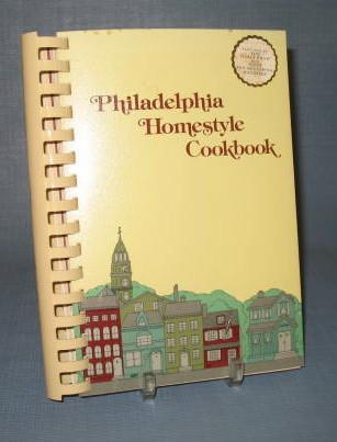 Philadelphia Homestyle Cookbook published by Norwood-Fontbonne Academy Home and School Association