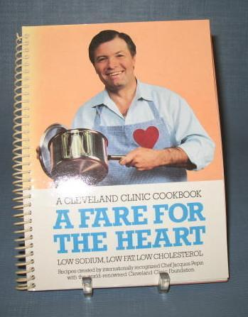 A Fare for the Heart by Jacques Pepin
