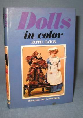 Dolls in Color by Faith Eaton