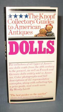 The Knopf Collectors' Guide to American Antiques : Dolls