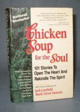 Chicken Soup for the Soul by Jack Canfield and Mark Victor Hansen
