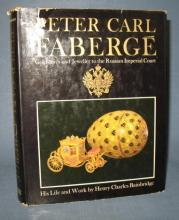 Peter Carl Faberge by Henry Charles Bainbridge