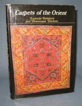 Carpets of the Orient by Ludmila Kybalova and Dominique Darbois