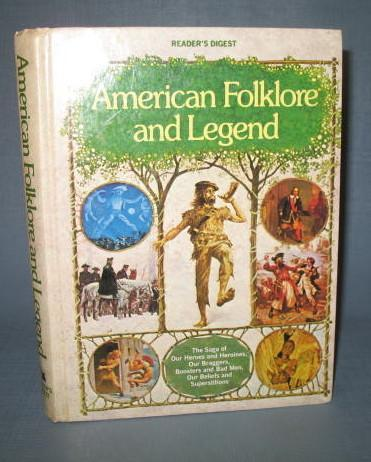 Reader's Didest American Folklore and Legend