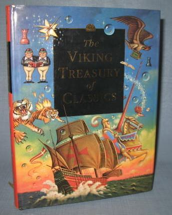 The Viking Treasury of Classics