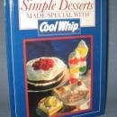 Favorite All Time Recipes Simple Desserts Made Special with Cool Whip