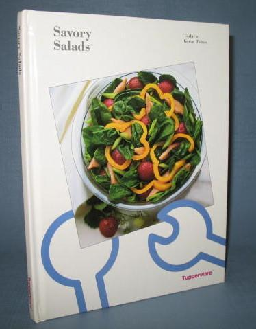 Today's Great Tastes Savory Salads from Tupperware