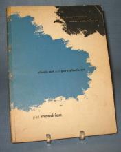 Plastic Art and Pure Plastic Art by Piet Mondrian