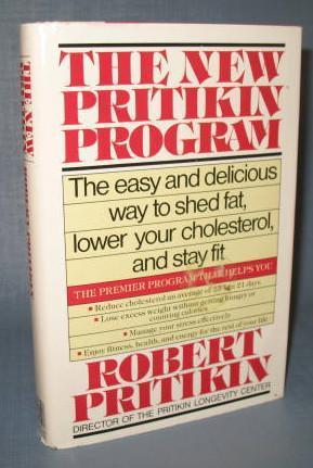 The New Pritikin Program by Robert Pritikin
