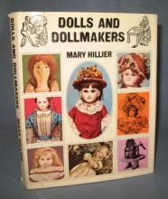 Dolls and Dollmakers by Mary Hillier