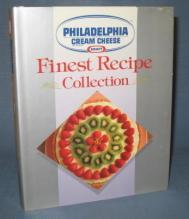 Philadelphia Cream Cheese Finest Recipe Collection