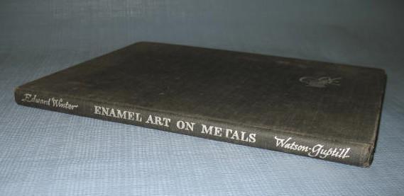 Enamel Art on Metals by Edward Winter