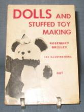 Dolls and Stuffed Toy Making by Rosemary Brinley