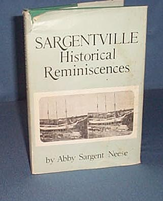 Sargentville Historical Reminiscences