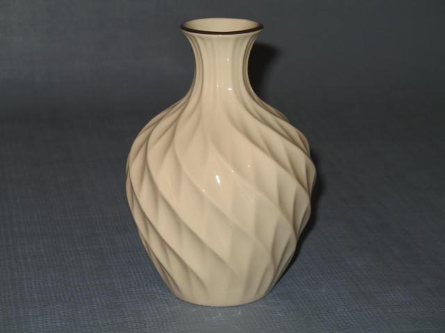 Lenox Richmond Swirl Bud Vase