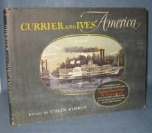 Currier and Ives America edited by Colin Simkin