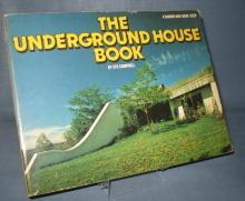 The Underground House Book by Stu Campbell