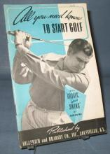 All You Need Know to Start Golf with