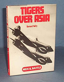 Tigers Over Asia by Bernard Nalty
