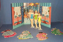 Lennon Sisters cut-out dolls