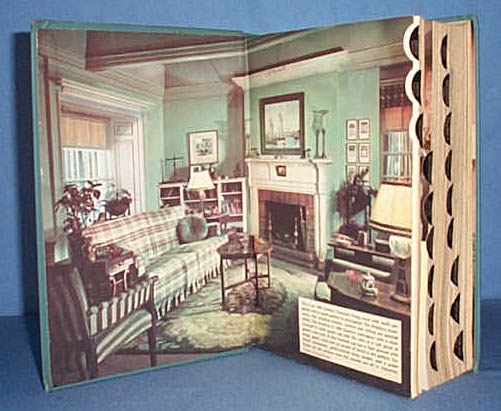 The American Woman's Encyclopedia of Home Decorating by Helen Koues