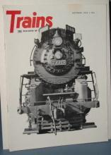 Trains : The Magazine of Railroading, October 1962