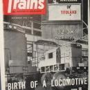 Trains : The Magazine of Railroading, September 1962