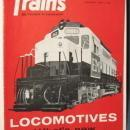 Trains : The Magazine of Railroading, January 1962