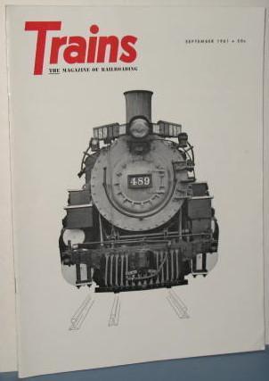 Trains : The Magazine of Railroading, September 1961