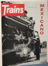 Trains : The Magazine of Railroading, May 1961