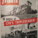 Trains : The Magazine of Railroading, August 1960