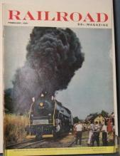 Railroad Magazine, February 1961