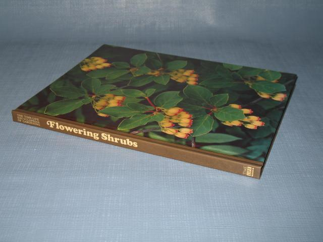 Flowering Shrubs by James Underwood Crockett