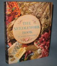 The Needlework Book by Wanda Passadore