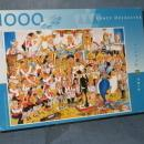 King Puzzle Crazy Orchestra 1000 piece jigsaw puzzle No. 2947
