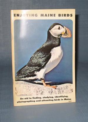Enjoying Maine Birds published by Maine Audubon Society