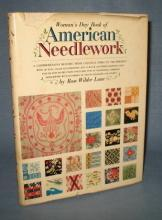 Woman's Day Book of American Needlework by Rose Wilder Lane